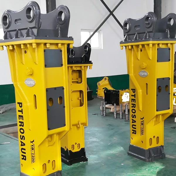 YLB1400 Silenced Type Hydraulic Breaker