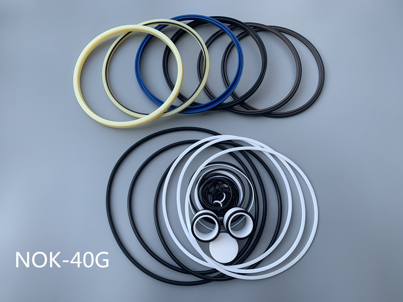 hydraulic rock hammer seal kits NOK 40G