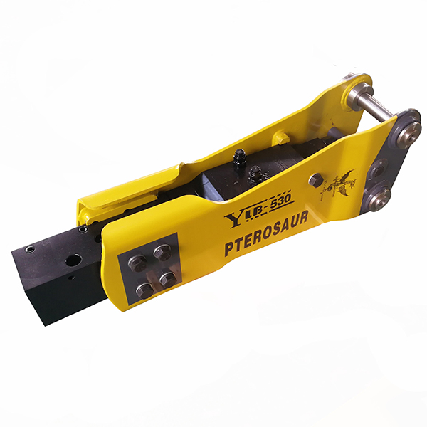 YLB530 hydraulic hammer for 2.5-4.5ton carrier