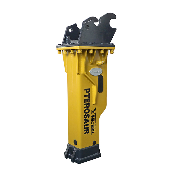 YLB680 hydraulic hammer for 4-7ton carrier