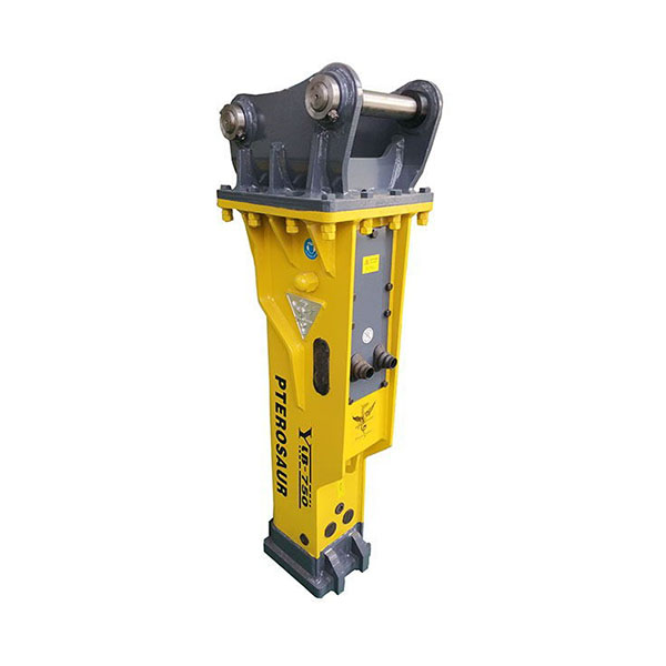 YLB750 hydraulic hammer for 6-9ton carrier